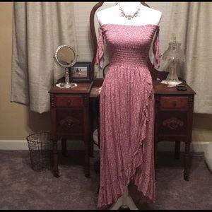 NWOT Altar'd State Maxi Dress